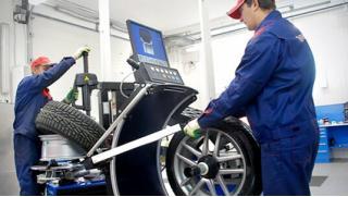 Скидка до 62% на шиномонтаж и балансировку четырех колес до R21 от компании «Профшиномонтаж на Щелковской»!