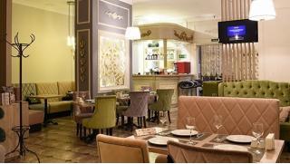 Скидка 30% на всё меню и напитки в Кафе «Лоранж»! Отличное место и вкусная еда! Купон всего за 99 руб!