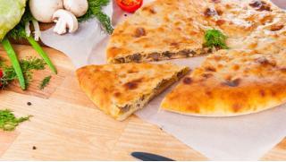 Пироги да пицца! Осетинские пироги и итальянская пицца с доставкой от пекарни Ossetian Pie! Скидка до 82%!