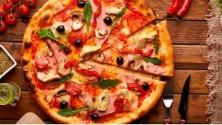 Доставка пиццы и ароматных осетинских пирогов от Службы доставки Datucha со скидкой 82%! От 3 до 25 штук на выбор!