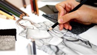Купон на курсы! Курс по Fashion-скетчингу от студии живописи Art studio Anna RA со скидкой 50%!