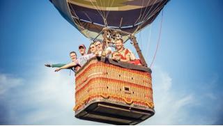 Воздушная экскурсия со скидкой! Полет на воздушном шаре в Подмосковье от клуба Best Flight со скидкой 50%