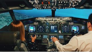 Виртуальное пилотирование купон! Виртуальное пилотирование в авиатренажерном центре FMX aero: 30 или 60 минут на выбор!