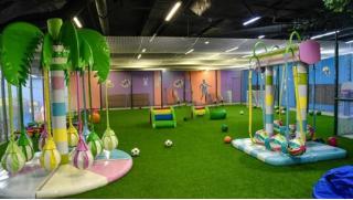 Купон для детей! Целый день развлечений в будни и выходные в детском развлекательном центре JungleLand! Скидка 50%!