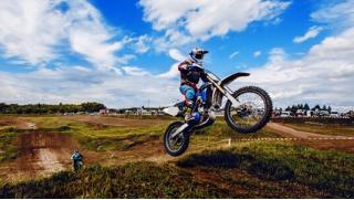 Kvadro-Extrim купон! Катание на кроссовом мотоцикле или питбайке по маршруту «Новичок», «Лесная прогулка» или «Экстрим»!