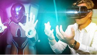 Три виртуальных квеста! Участие в виртуальных квестах «Ледяная валькирия», космический «Интерстеллар» или «Mind Horror»!