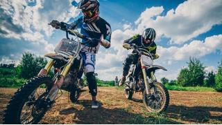 Сезон экстрима открыт! Прокат кроссового питбайка на 30, 60 или 120 минут от компании Nikodan Moto! Скидка до 77%!