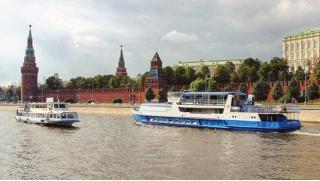 Купоны на прогулку на теплоходе! Билеты на прогулку на теплоходе по Москве-реке от судоходной компании «Алые паруса»! Скидка 65%!