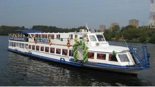 Прогулка на теплоходе по Москва-реке с ужином! Речная прогулка на теплоходе «Москва златоглавая» для детей и взрослых с питанием