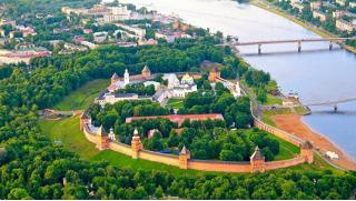 Купон на автобусную экскурсию! Однодневный тур «Великий Новгород. Истоки Руси» от компании Karelia-line